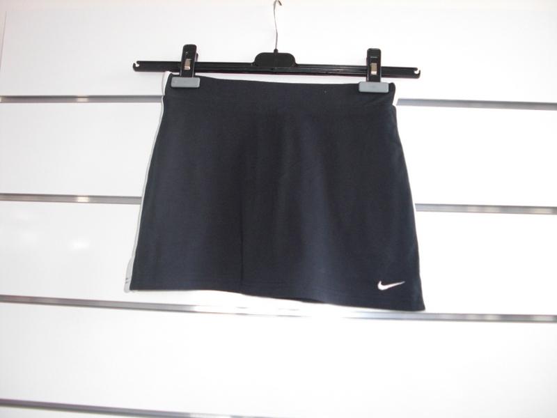 tennis rokje nike zwart